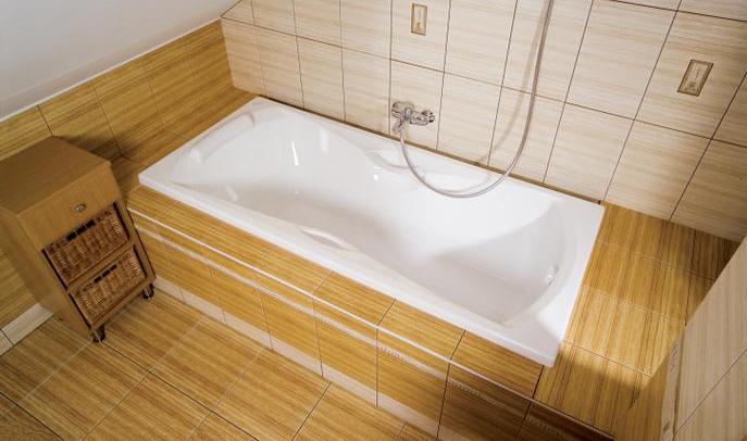 Виды ванн: их преимущества и недостатки