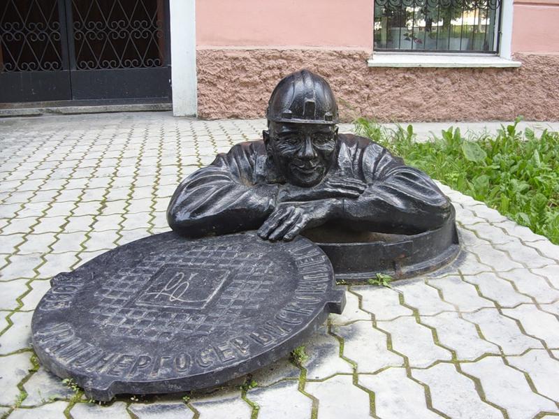 Сантехник Афанасий из Екатеринбурга