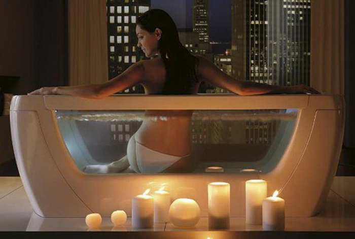 Спа-ванна VISION от компании Gruppo Treesse