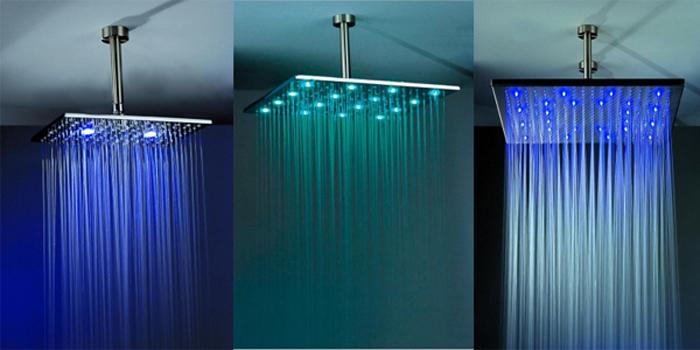 Элитный тропический душ от компании Otler