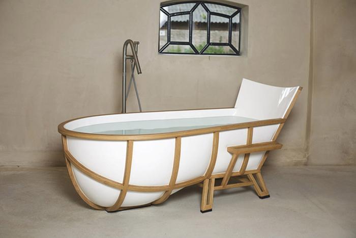 Стул-ванная от Томаса Линссена