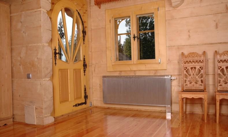 Что лучше для отопления дома: теплый пол или радиаторы?