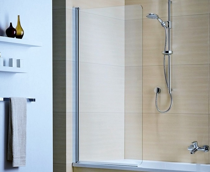 Шторка для ванной Sanrif